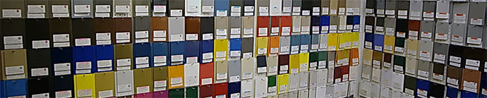 Brands and Types of coatings