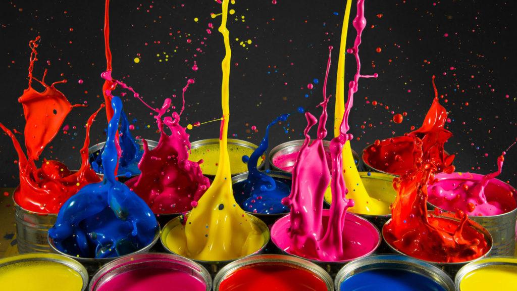 Powder Coating Colors - Applications